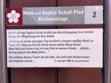 Sophie Scholl war hier regelmäßiger Kirchgänger