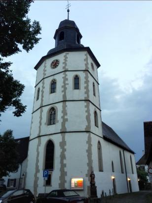 Turm der Jacobuskirche