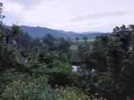 Blick von der Götzenburg zur Jagst