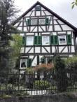 Altes Fachwerkhaus am Burgberg