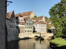 Die Altstadt von Schwäbisch Hall am Kocher