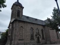 Die alte barocke Stadtkirche
