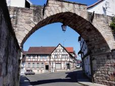 Südliches Zugangstor zur Stadt