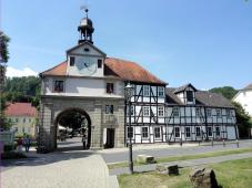 Zugang zur Altstadt von Bad Sooden