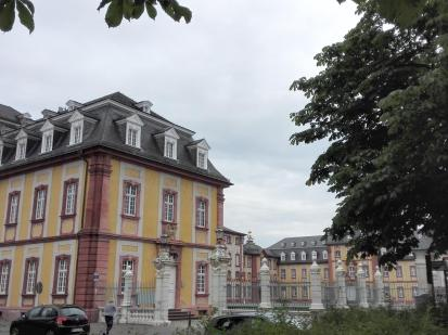Nebengebäude der Orangerie
