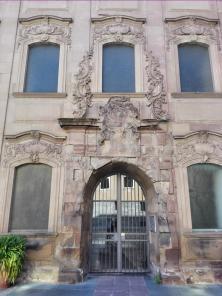 Portal der Rathausehrenhalle