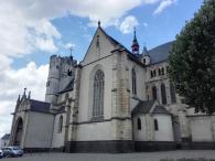 """Das Münster ist der Ausgangspunkt für einen berühmten Pilgerpfad nach Trier, den """"Eifel-Camino"""""""