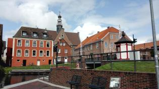 Auf Emdens Wall Street