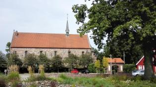 Die evangelische Kirche St. Sixtus und Sinicius von 1134