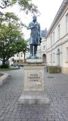 Figur von Herzog Peter Friedrich Ludwig