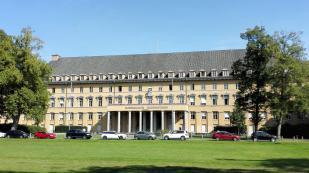 Das Oldenburgische Staatsministerium, die frühere Amtsstätte der Oldenburgischen Ministerpräsidenten