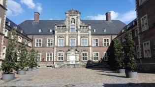 Auf Schloss Ahaus