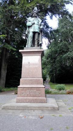 Kaiser-Wilhelm-Denkmal am Stadtpark