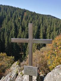 Gedenkkreuz für die Toten des Alsdorfer Grubenunglücks von 1930