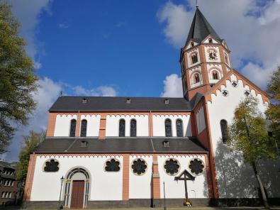 Die Basilika St. Gerricus