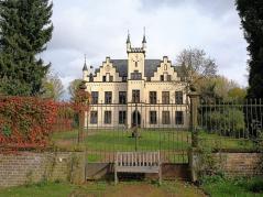 Haus Horst mit umgebenden Park