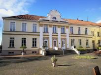Vorderseite von Schloss Westerholt