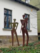 Kunst an der Birschel Mühle