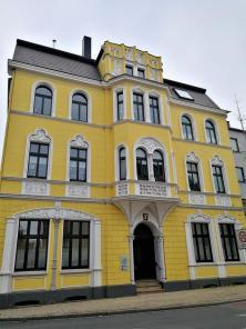 Gründerzeitbau am Rande der Altstadt