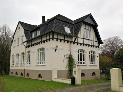 Altes Forsthaus in der Saarner Mark