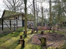 Nonke Bussjke - ein restaurierter Bauernhof als Freilichtmuseum. Einzigartig in den Niederlanden.