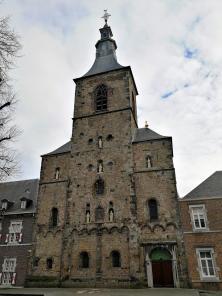 Frontseite der Klosterkirche