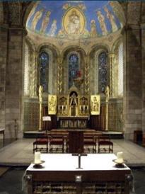 Chor der Abteikirche