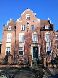 Klostermuseum auf dem Vorplatz der Anlage
