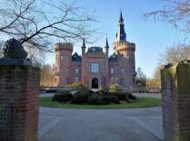 Auf Schloss Moyland