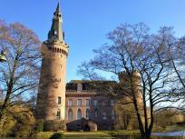 Westseite des Schlosses