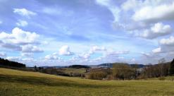 Blick vom Poppenberg Richtung Brilon