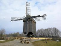 Bockwindmühle bei Borken-Weseke