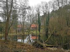 Alte Mühle am Sint Martinsweg