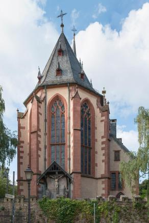 Der Chor (Foto DXR | http://commons.wikimedia.org | Lizenz: CC BY-SA 3.0 DE)