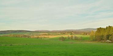 Blick in Richung des Feldberg-Massivs