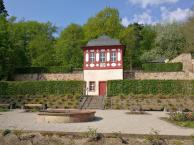 Der Abteigarten
