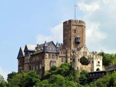 Burg Lahneck oberhalb von Lahnstein (Foto Holger Weinandt | http://commons.wikimedia.org | Lizenz: CC BY-SA 3.0 DE)