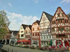 Häuser am Alten Markt