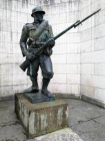 Gedenken für die gefallenen italienischen Soldaten