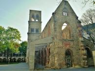 Ruine der St. Christoph-Kirche