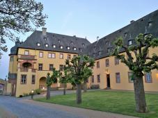 Innengebäude von Schloss Vollrads