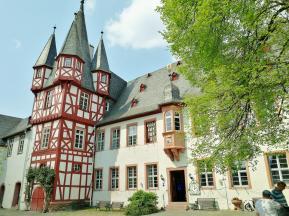 Der Brömserhof mit Siegfrieds mechanischem Musikkabinett