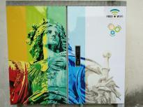 Allgegenwärtig: Die Germania-Figur aus dem Niederwalddenkmal