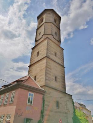 Turm der Paulskirche