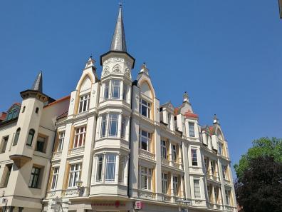 Haus auf der Erfurter Straße