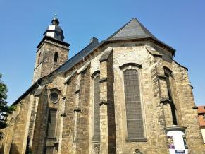 Chor der Margaretenkirche