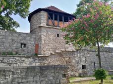 Reste der Alten Stadtmauer