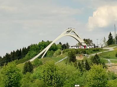Die St.-Georg-Schanze