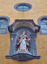 Marienfigur am Alten Geroldshof