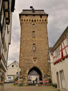 Das Neutor am Ostrand der Altstadt